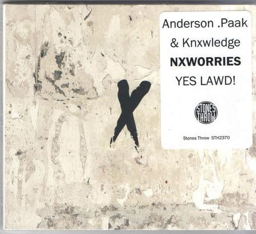 NxWorries<br>Yes Lawd!<br>CD